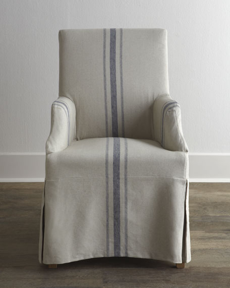 """Westcreek"" Corseted Armchair"