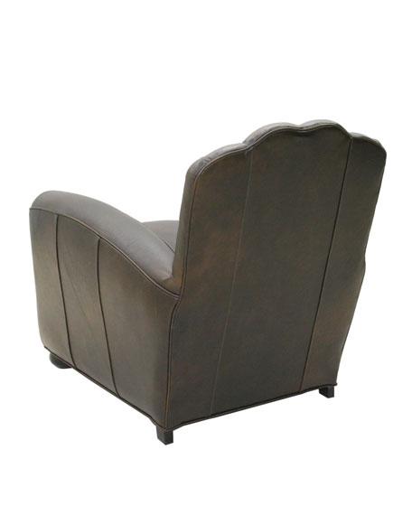 """Laramie"" Leather Chair"