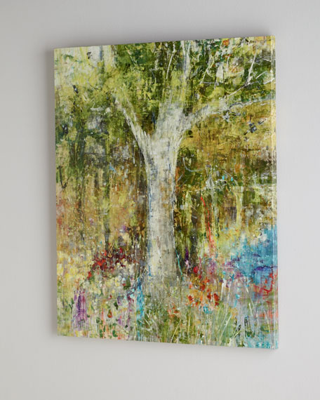 """Enchanted Wood"" Giclee"