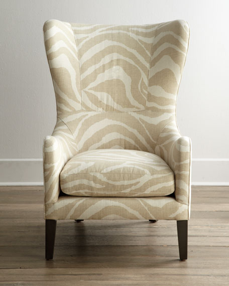 """Somerset"" Wing Chair"