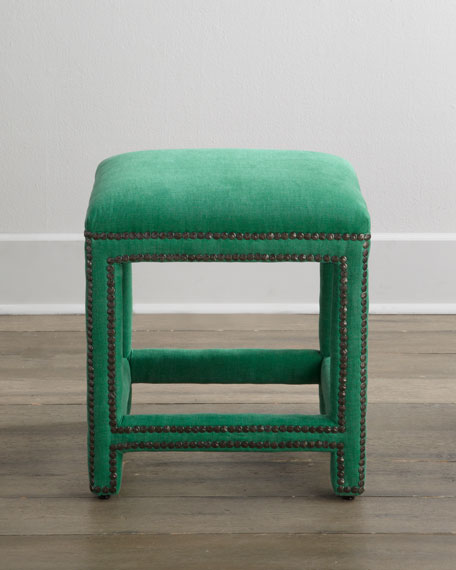 """Cloverly"" Stool"