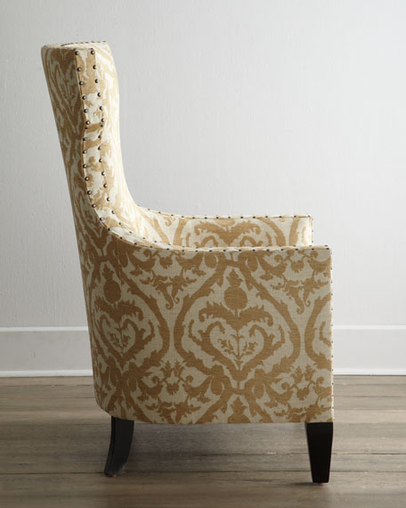 """Emma"" Wing Chair"