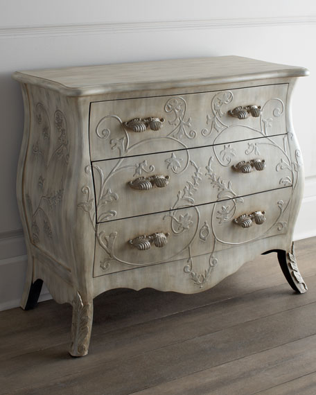 """Mimosa"" Three-Drawer Chest"