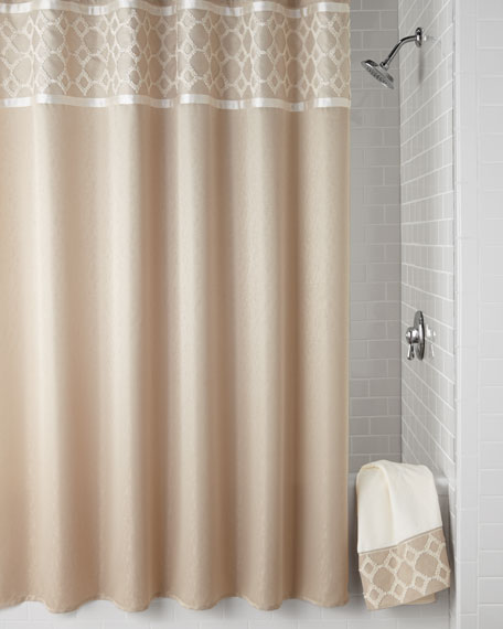 """Keswick"" Shower Curtain"