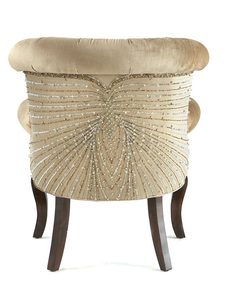 """""""Golden Gown"""" Chair"""