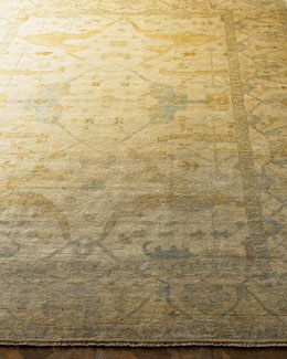 "Exquisite Rugs ""Meadow"" Oushak Rug"