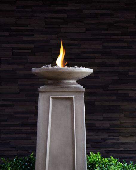 """Corsica"" Fire Column"