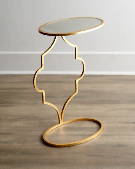 """Floating Arabesque"" Side Table"