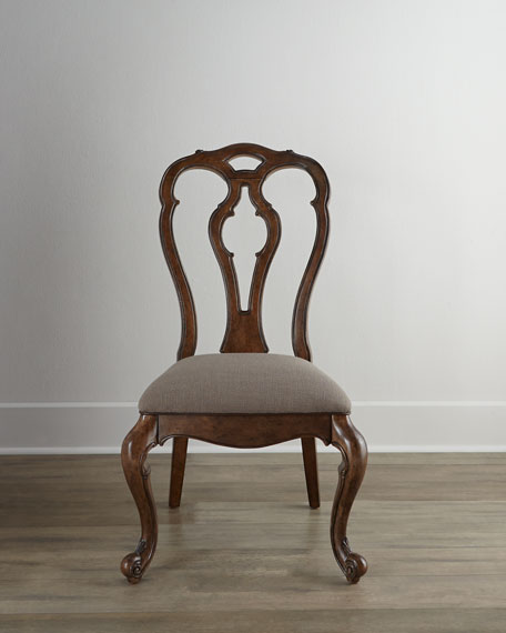 """Two """"Coleman"""" Side Chairs"""