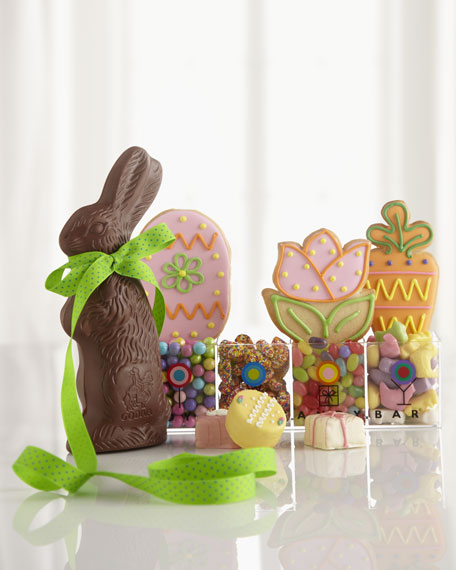 """Bertie the Bunny"" Chocolate Rabbit"