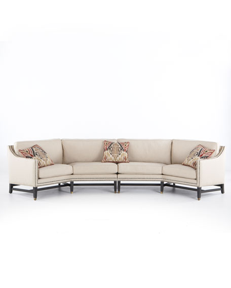 """Magdalena"" Sectional"