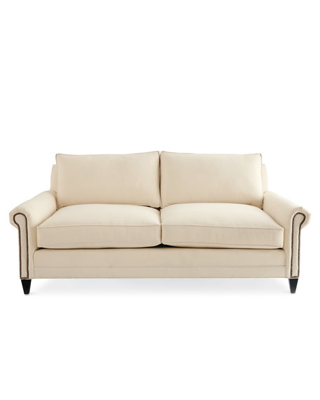 """Ellsworth"" Neutral Loveseat"