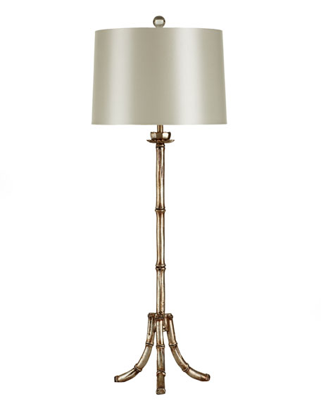 """Bamboo"" Table Lamp"