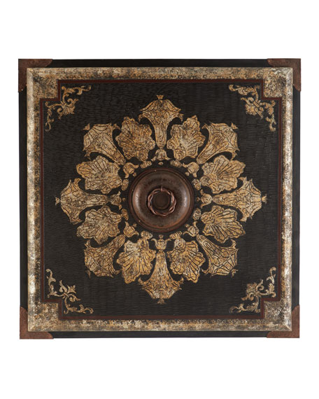 """Suzanni"" Medallion Panel"