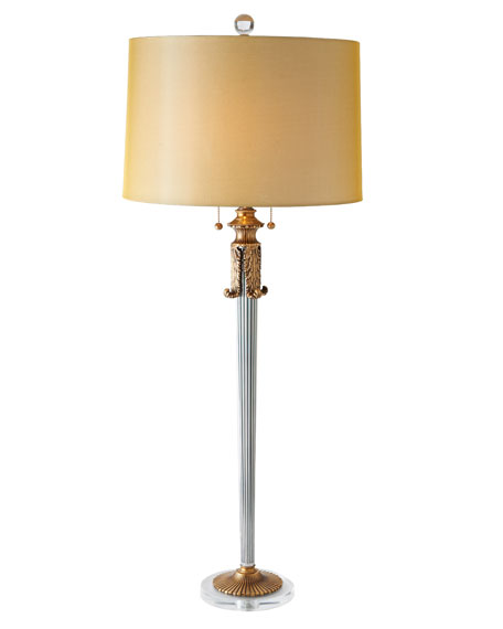 """Barron"" Buffet Lamp"