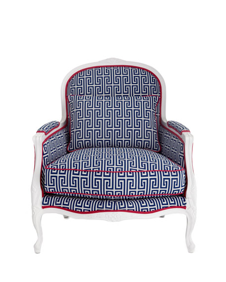 """""""Johanna"""" Upholstered Armchair"""