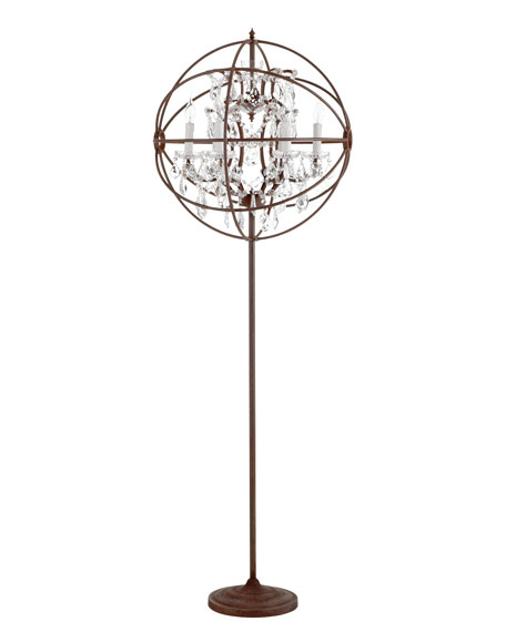 """Gyro"" Floor Lamp"