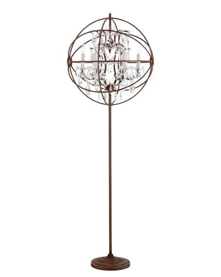 """""""Gyro"""" Floor Lamp"""