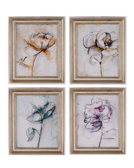 """""""Blossom Sketch"""" Prints"""