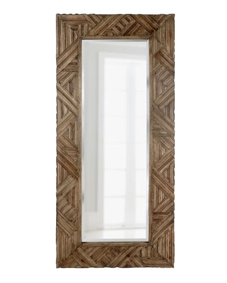 """Tehama"" Floor Mirror"