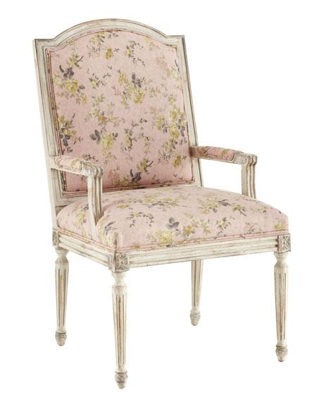 """""""Antique Rose"""" Armchair"""