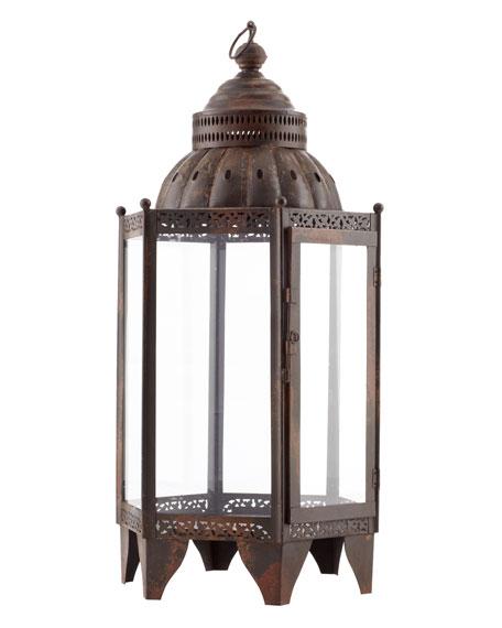 """Large """"Moroccan"""" Lantern"""