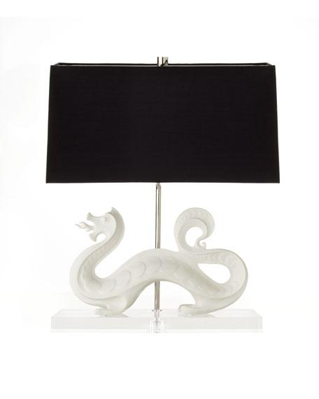 Jonathan adler white dragon lamp white dragon lamp aloadofball Gallery