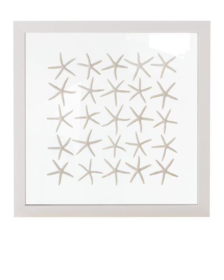 """Skinny Starfish"" Wall Decor"