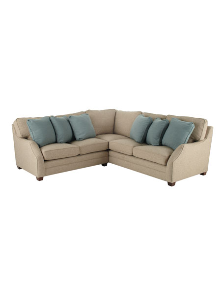 """Tate"" Sectional"