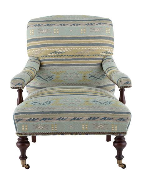"""Tifara"" Upholstered Armchair"