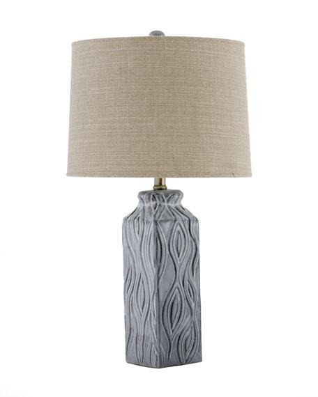 """Marley Wave"" Lamp"