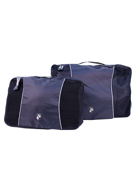Three-Piece Spinner Set with Packing Cubes