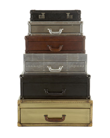 """""""Suitcase"""" Stacked Chest"""