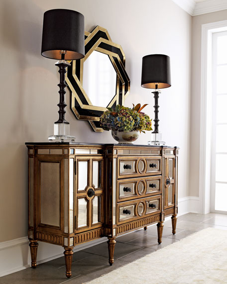 """Pacifica"" Buffet Lamp"
