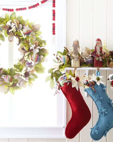Picture Frame Stocking Hook