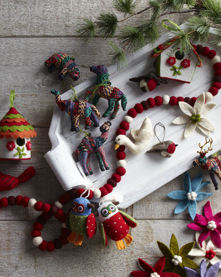 """Artisan"" Santa Hat Christmas Tree Topper"