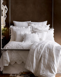 """Juliet"" & ""Zella"" Bed Linens"