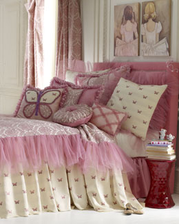 "Dian Austin Couture Home ""Flutter Fantasy"" Bed Linens"