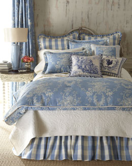 "Sherry Kline Home Collection ""Country Manor"" Bed Linens"