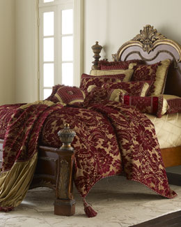 """Visconti"" Bed Linens"