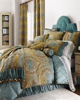 "Dian Austin Couture Home ""Windsor Gardens"" Bed Linens"