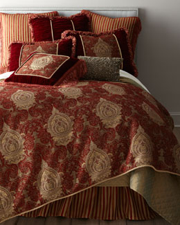 "Isabella Collection by Kathy Fielder ""Venezia"" Bed Linens"