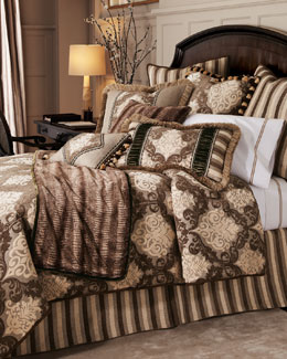 "Matouk ""Hampshire Manor"" Bed Linens"