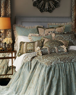 "Isabella Collection by Kathy Fielder ""Roma"" Bed Linens"