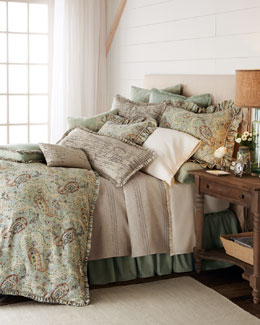 "French Laundry Home ""Mystique"" Bed Linens"