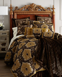 "Dian Austin Couture Home ""Antwerp"" Bed Linens"