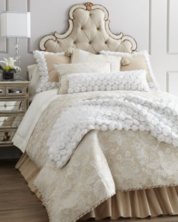 "Dian Austin Couture Home ""Chantilly"" Bed Linens"