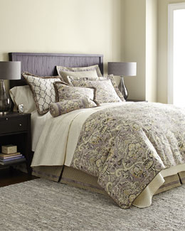 "Legacy Home ""Archival Urn"" Bed Linens"