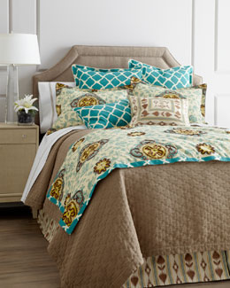 "Jane Wilner Designs ""Malabar"" Bed Linens"