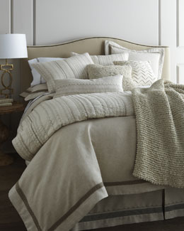 "Dransfield & Ross House ""Block Island"" Bed Linens"